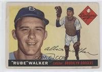 Rube Walker [GoodtoVG‑EX]