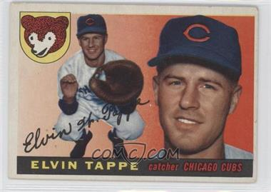 1955 Topps #129 - El Tappe [Good to VG‑EX]