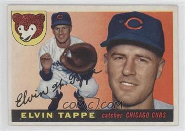1955 Topps #129 - Elvin Tappe