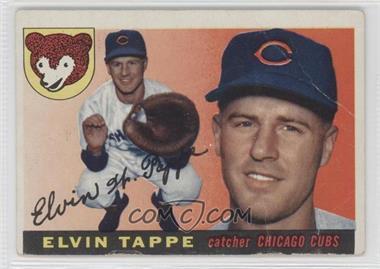 1955 Topps #129 - Elvin Tappe [GoodtoVG‑EX]