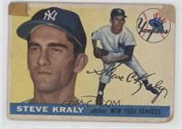 Steve Kraly [Poor]