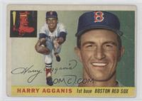 Harry Agganis [Poor to Fair]