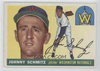 Johnny Schmitz