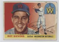 Roy Sievers [Poor to Fair]