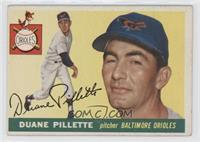 Duane Pillette