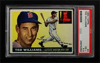 Ted Williams [PSA 5.5]