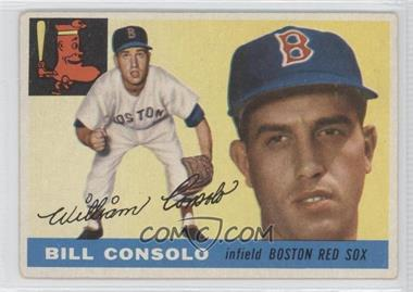 1955 Topps #207 - Billy Consolo [Good to VG‑EX]