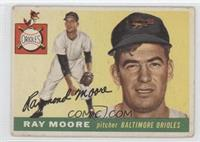 Ray Moore [Good to VG‑EX]