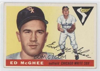 1955 Topps #32 - Ed McGhee