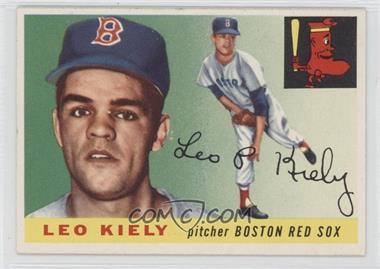 1955 Topps #36 - Leo Kiely