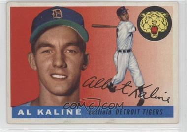 1955 Topps #4 - Al Kaline