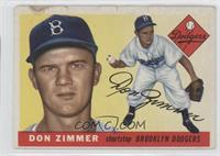 Don Zimmer [Poor to Fair]