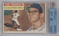 Earl Torgeson (Gray Back) [BVG/JSA Certified Auto]