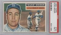Duke Snider (Gray Back) [PSA 7]