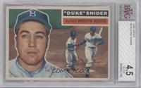 Duke Snider (Gray Back) [BVG4.5]