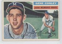 Gene Conley (Gray Back)