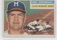 Del Crandall (White Back)