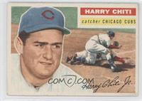 Harry Chiti (Gray Back)
