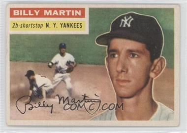 1956 Topps - [Base] #181 - Billy Martin