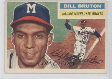 1956 Topps - [Base] #185 - Bill Bruton