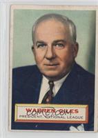 Warren Giles (Gray Back) [PoortoFair]