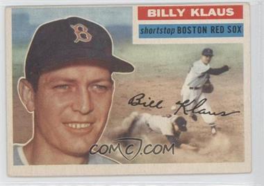 1956 Topps - [Base] #217 - Billy Klaus