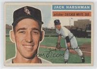Jack Harshman (White Back)