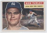 Bob Turley (White Back) [Good to VG‑EX]
