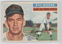 Ray Moore (Gray Back) [Poor]