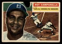 Roy Campanella (Gray Back) [POOR]