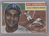 Roy Campanella (Gray Back) [Poor]