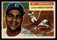 Roy Campanella (Gray Back) [EX]