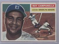 Roy Campanella (White Back)
