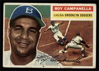 Roy Campanella (White Back) [VG]