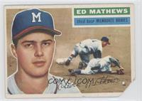 Eddie Mathews [Poor to Fair]