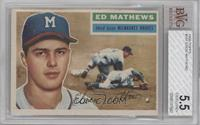 Eddie Mathews (Gray Back) [BVG 5.5]