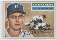 Eddie Mathews (Gray Back)