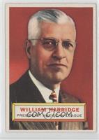 William Harridge (grey back)