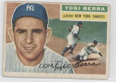 1956 Topps #110 - Yogi Berra [GoodtoVG‑EX]