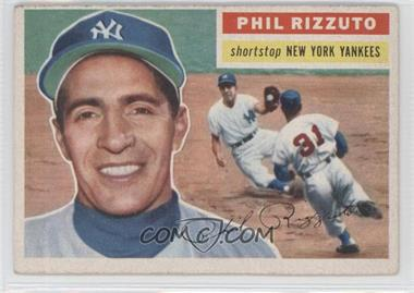 1956 Topps #113 - Phil Rizzuto