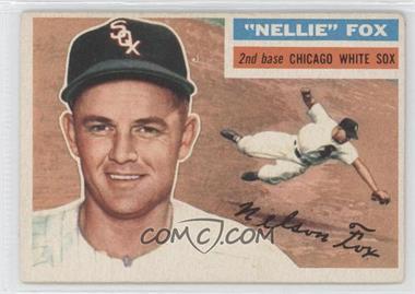 1956 Topps #118 - Nellie Fox