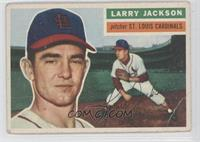 Larry Jackson [Good to VG‑EX]