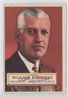 William Harridge (white back) [GoodtoVG‑EX]