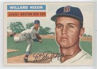 Willard Nixon (grey back)