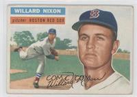 Willard Nixon (White Back) [GoodtoVG‑EX]
