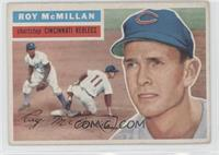 Roy McMillan [GoodtoVG‑EX]