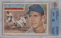 Roy McMillan (grey back) [BVG/JSA Certified Auto]