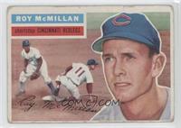 Roy McMillan (white back)