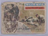 Willie Mays [Poor]
