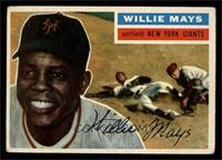 Willie Mays (Gray Back) [VG]